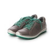 【SALE 30%OFF】エコー ECCO ECCO MEN'S GOLF BIOM HYBRID 2 (WARM GREY/PURE GREEN)