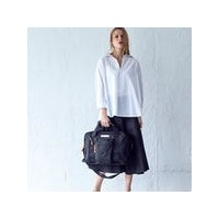【ワーム デザイン ラボ worm design lab】DUFFLE BAG (BLACK)