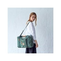 【ワーム デザイン ラボ worm design lab】DUFFLE BAG (KHAKI)