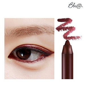 Bbia Last Auto Gel Eyeliner 0.5g #03 Burgundy Color 1pcs (Made in Korea) / ピアラストオートジェルアイライナー 0.5g ...