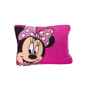 Disney Minnie Toddler Pillow [並行輸入品]