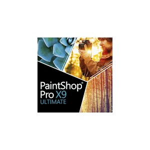 Corel PaintShop Pro X9 Ultimate ダウンロード