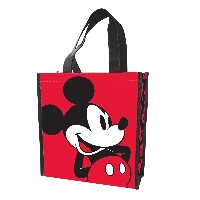 Tote Bag - Disney - Mickey Mouse Small Shopper New Licensed 89173