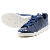 adidas Originals STAN SMITH Wアディダス スタンスミス WCOLLEGE NAVY/OFF WHITE【レディース】