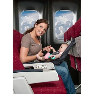 Flyebaby Fly Baby Airplane Seat Child Comfort System - As Seen in Catalogs Grey Design