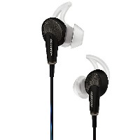 <Bose> QuietComfort 20 Acoustic Noise Cancelling headphones ブラック オーディオ~~その他
