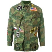 Htc Hollywood Trading Company military jacket