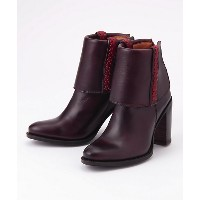 <Two24 by ARIAT> Suances ショートブーツ(Two24/Suances) Rustic Bordeaux 靴~~レディースシューズ~~ブーツ