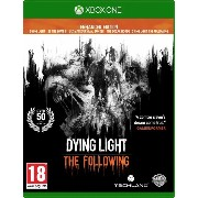 Dying Light: The Following Enhanced Edition (Xbox One) (輸入版)