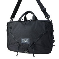 [ミステリーランチ]MYSTERY RANCH 3WAYブリーフケース EXPANDABLE 3 WAY BRIEFCASE Black