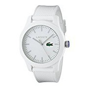 [ラコステ]Lacoste 腕時計 Lacoste.12.12 Analog Display Japanese Quartz White Watch 2010762 メンズ [並行輸入品]