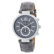MICHAEL Michael Kors★Sawyer Leather Strap Watch★箱付 Michael Kors(マイケルコース) バイマ BUYMA