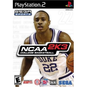 Ncaa College Basketball 2k3 / Game