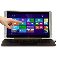 """HP Envy x2 2-in-1 Tablet Laptop With 13.3"""" FHD IPS Multi-Touch Display, Intel Core M-5Y70 up to 2.6..."""