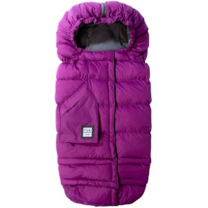 7A.M. ENFANT BLANKET 212 evolution ベビーカーフットマフ Grape