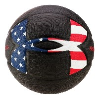 Under Armour 295 Basketball USカラー