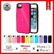 【2点セット】 Apple iPhone5 iPhone5s MERCURY GOOSPERY FOCUS BUMPER CASE 【 商品動画 URL あり 】 / 【 検索キーワード 】...