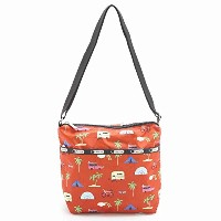 (レスポートサック)LeSportsac 7562 Roadtrip Vaca Small Cleo Crossbody Hobo [並行輸入品]