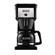 【並行輸入】BUNN GRB Velocity Brew 10-Cup Home Coffee Brewer, Black コーヒーメーカー