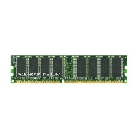 Kingston 512MB 400MHz DDR Non-ECC CL3 (3-3-3) DIMM KVR400X64C3A/512