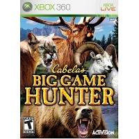 Cabela's Big Game Hunter