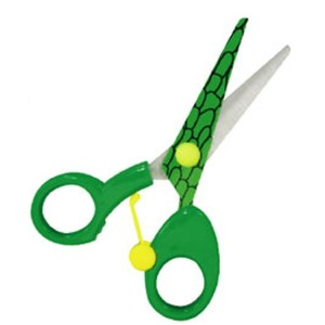 ANIMAL PRINT SCISSORS Crocodile