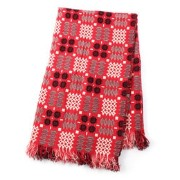 【LABOUR AND WAIT】WELSH WOOL BLANKET TAPESTRY【ビショップ/Bshop ブランケット】