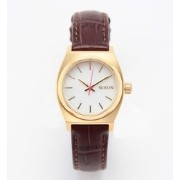 NIXON / THE SMALL TIME TELLER SPECIAL (BROWN)【ビームス ウィメン/BEAMS WOMEN 腕時計】