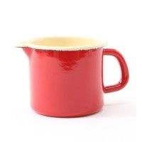 【LABOUR AND WAIT】K041(0038-557) SMALL MILK JUG RED/500ml【ビショップ/Bshop レディス 食器・キッチングッズ RED ルミネ LUMINE】