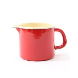 【LABOUR AND WAIT】K041(0038-557) SMALL MILK JUG RED/500ml【ビショップ/Bshop 食器・キッチングッズ】