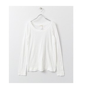 かぐれ MILFOIL S. JERSEY THIN LONG-SLEEVE T-SHIRTS【アーバンリサーチ/URBAN RESEARCH Tシャツ・カットソー】