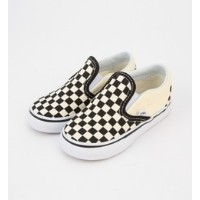 VANS:CHECKERBOARD SLIP-ON(12~15cm)【シップス/SHIPS スニーカー】