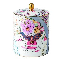 Wedgwood Harlequin Butterfly Bloom Ceramic Tea Caddy by Wedgwood