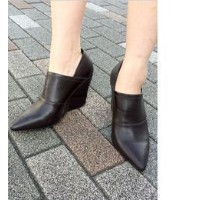 COVER FIT ANKLE BOOTS【エモダ/EMODA パンプス】