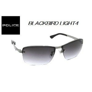 ★POLICE★ポリス★BLACKBIRD LIGHT4★SPL522J 568N★サングラス