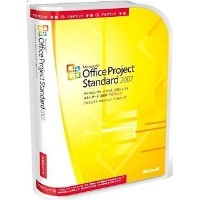 Microsoft Office Project Standard 2007 アカデミック