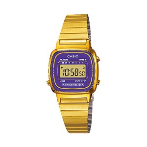 [カシオ]CASIO MODEL NO.la670wga-6d LADIES[並行輸入品] [時計]