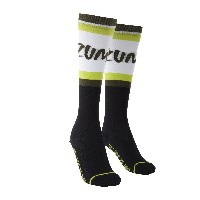 【ズンバ】 Zumba R-R-Remix High Socks Cut N Sew Black 【並行輸入品】