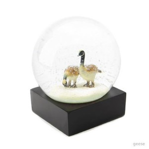 cool snow globes クール スノー グローブ【geese】