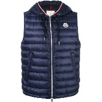 Moncler - Cyriaque ダウンベスト - men - フェザー/Goose Down/Polyimide - 2