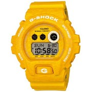 ■CASIO カシオ G-SHOCK【Heathered Color Series[ヘザード・カラー・シリーズ]】イエロー GD-X6900HT-9JF【楽ギフ_包装選択】.【05P03Sep16】