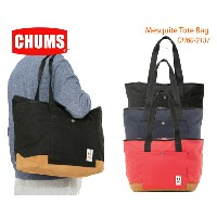 CHUMS チャムス CH60-2137 Mesquite Tote Bag メスキートトートバッグ  ※取り寄せ品