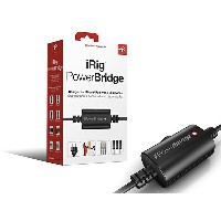 IK MULTIMEDIA iRig PowerBridge - Lightning ◆【日本正規代理店品】 ◆【iPhone】【iOS】【AC アダプター】【DAW】【DTM】