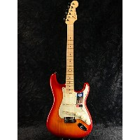 Fender USA American Elite Stratocaster ASH -Aged Cherry Burst / Maple- 新品[フェンダー][アメリカンエリート][アッシュ]...
