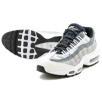 NIKE AIR MAX 95 ESSENTIAL ナイキ エアーマックス 95 エッセンシャル WHITE/BLACK-WOLF GREY-COOL GREY