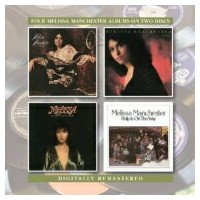 Melissa Manchester メリッサマンチェスター / Home To Myself / Bright Eyes / Melissa / Help Is On The Way 輸入盤 ...