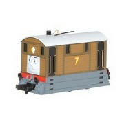 Bachmann バッハマン Trains きかんしゃトーマス Thomas And Friends - Toby The Tram Engine With Moving Eyes