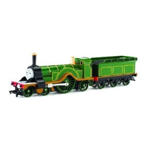 Bachmann Trains Thomas And Friends - Emily Engine With Moving Eyes おもちゃ