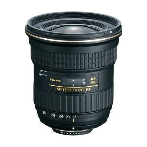 Tokinaトキナー ズームレンズ AT-X 17-35 F4 PRO FX 17-35mm F4 (IF) ASPHERICAL Nikon(ニコン)用