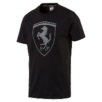 プーマ Ferrari Big Shield Tee メンズ Moonless Night